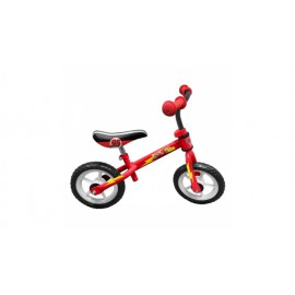 Disney Cars 3 Loopfiets Rood