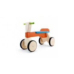 Pintoy Houten Trike Loopfiets Bright Colors