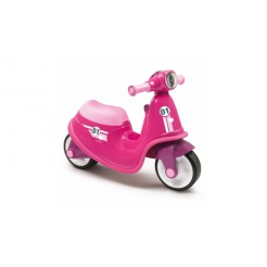 Smoby Loop Scooter Roze