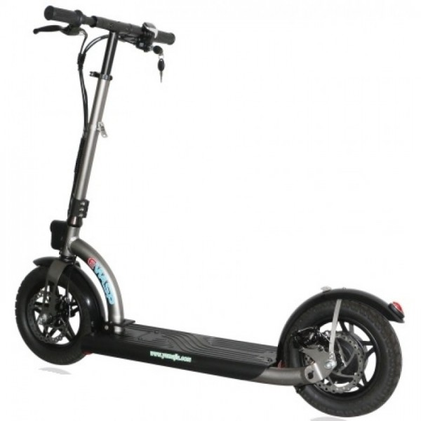 Zipper 300W Lithium Folding Electric Scooter   Step ...